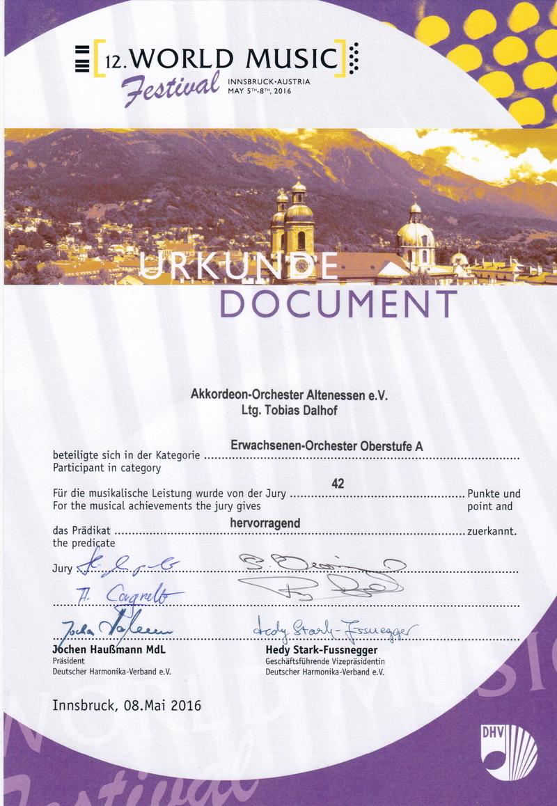 Innsbruck 2016 Urkunde_klein